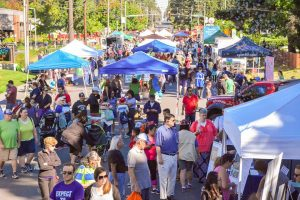 Fair on 44th - Lynnwood's Community Health & Safety Block Party