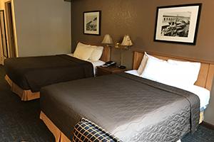 Americas Best Value Inn Guest Room