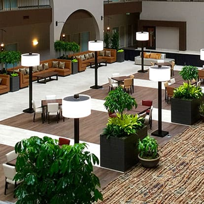 Embassy Suites South Atrium