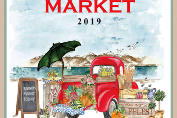 Everett Farmers Market 2019