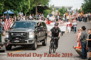 Mill Creek Memorial Day Parade