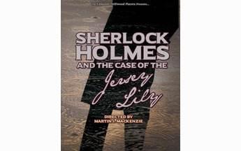 Sherlock Holmes Jersey Lily