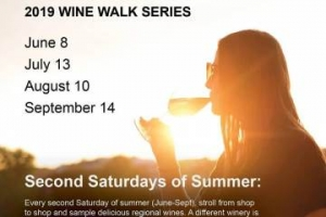 Sunsets in Snohomish Wine Walk