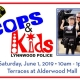 Cops and Kids Event at Alderwood Mall Lynnwood WA