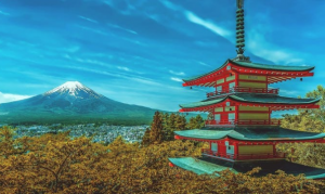 Discover Japan with Anywhere But Here Travel