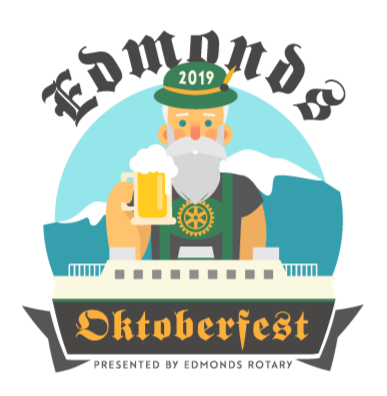 Edmonds Oktoberfest Logo Artwork