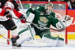Everett Silvertips hockey game