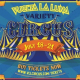 Flyer for Vuleta La Luna Variety Circus