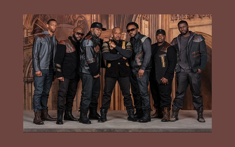 Naturally 7 group photo