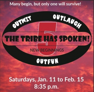 Tribe Has Spoken 5: New Beginnings