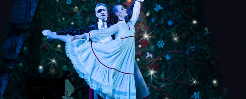 The Nutcracker at Edmonds Center for the Arts