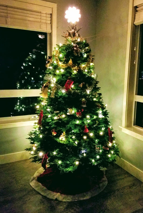 Lynnwood Holiday Tree
