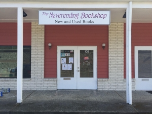 Lynnwood Hidden Gems - Neverending Bookshop